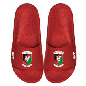 Glentoran Sliders Red