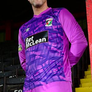 Home Goalkeeper Shirt 19/20 Child