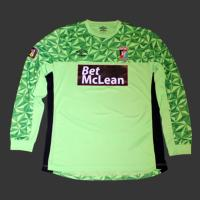 Away Goalkeeper Shirt 18/19