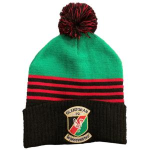 Green Bobble Hat 20/21
